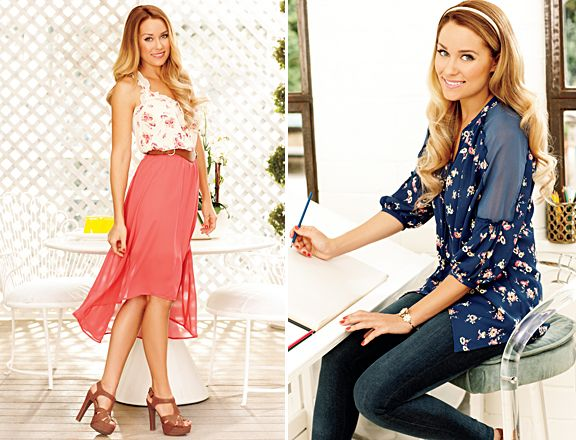 my fashion idol! love her style, love her, and love her clothing line and kohls!