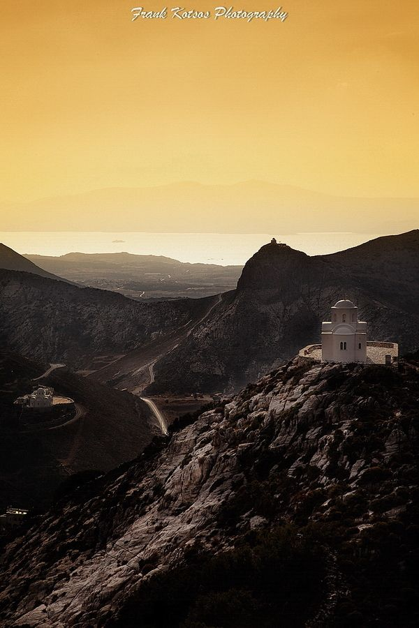 "500px / Photo ""Naxos Island"" by Frank Kotsos"