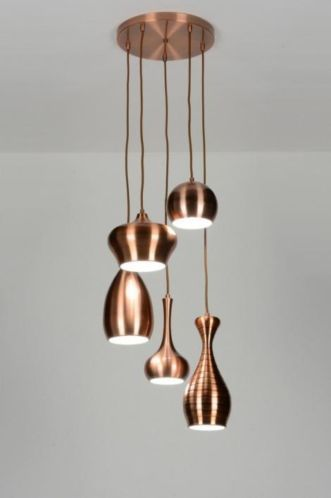 46 best images about lamparas y apliques on pinterest led chandelier lamp and metals - Lamparas comedor led ...