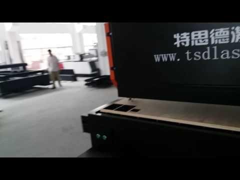 400W Single head die board laser cutting machine for 18mm plywood cutting