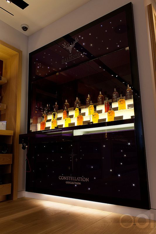 The Whisky Shop Piccadilly London - Office of Light - Lighting Design | Flickr - Photo Sharing!