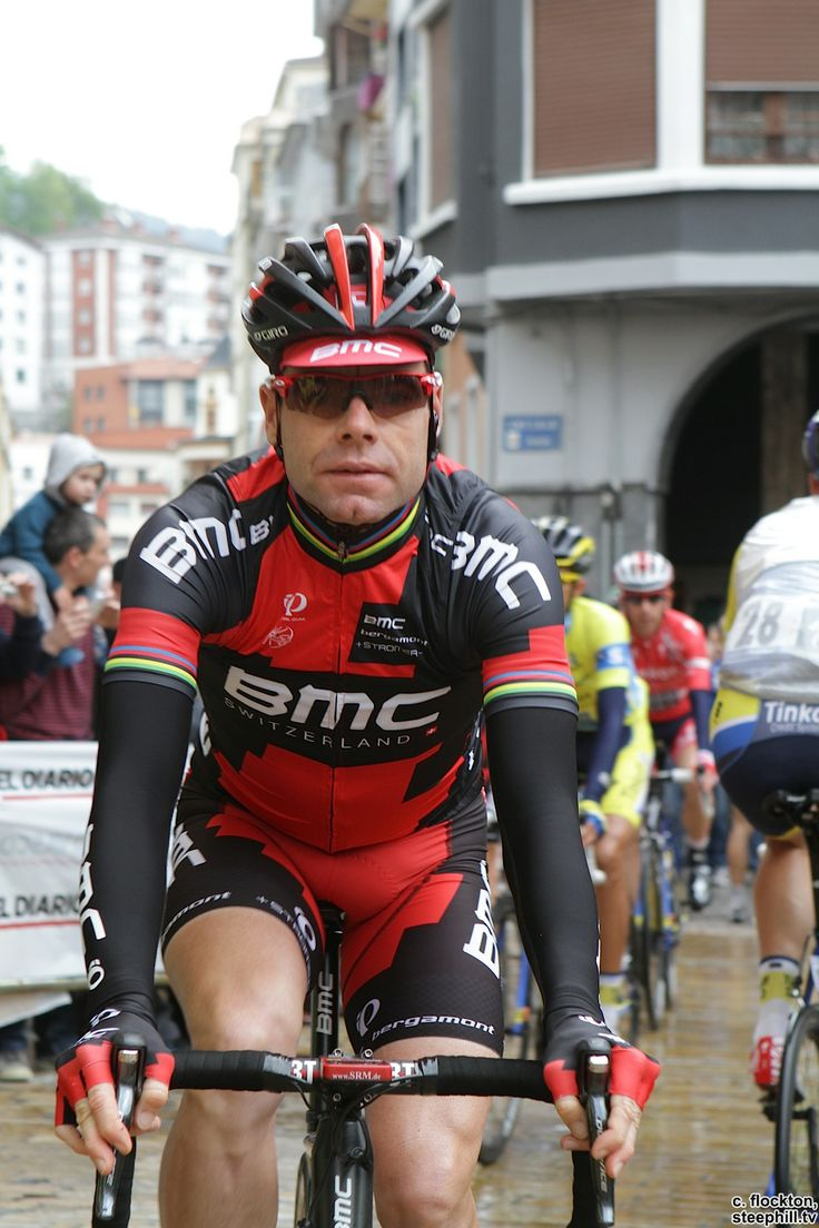 2014 vuelta-al-pais-vasco photos stage-05 - Cadel Evans remains a real threat at only 36 seconds behind Contador with a hilly time trial on final stage