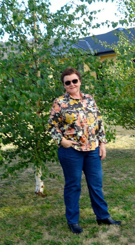 StyleArc Jilly Jean and Grainline Archer Shirt