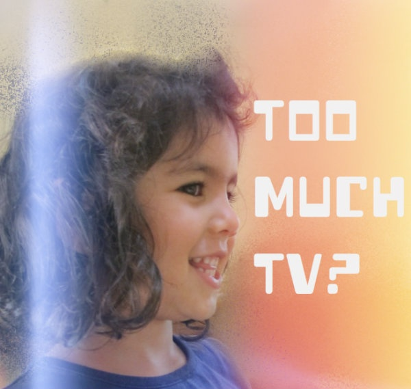 What's too much TV? The useful questionnaire from The Golden Gleam lets you decide what suits your family.