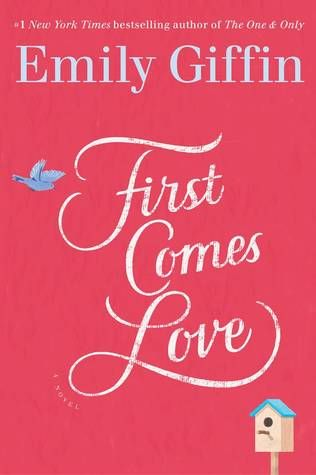 Cover Reveal: First Comes Love by Emily Giffin -On sale June 28th 2016 by Ballantine Books -In this dazzling new novel, Emily Giffin, the #1 New York Times bestselling author of Something Borrowed, Where We Belong, and The One & Only introduces a pair of sisters who find themselves at a crossroads.