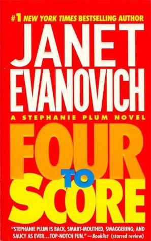 Janet Evanovich- Stephanie Plum #4