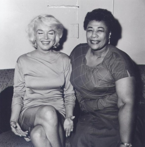 """""""Just don't give up trying to do what you really want to do. Where there is love and inspiration, I don't think you can go wrong."""" ~Ella Fitzgerald  [1961]"""