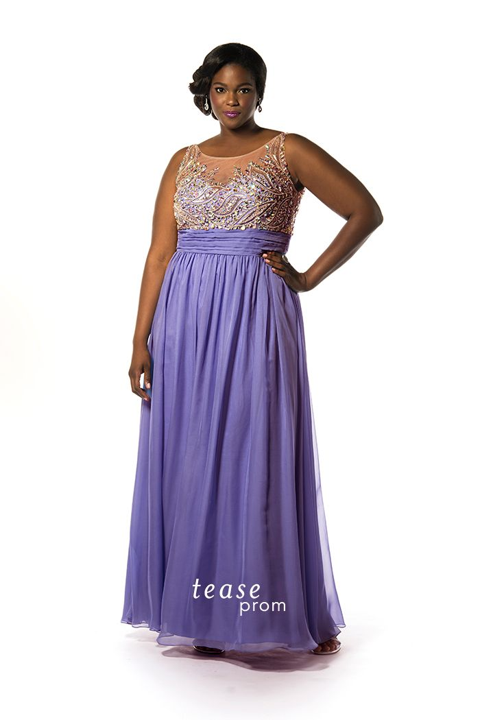 76 best 2015 Prom Plus Size Dresses images on Pinterest | Evening ...