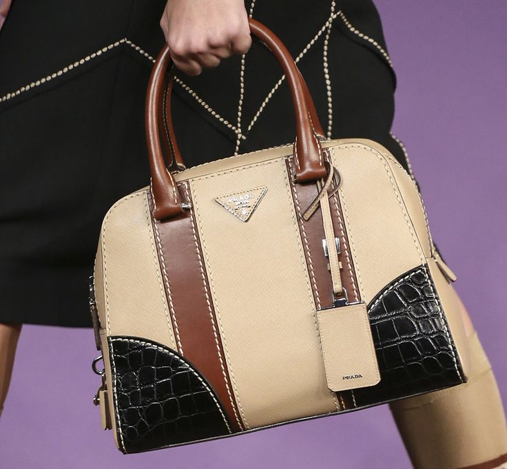 Are Spring 2015\u2032s Bags Enough to Aid Prada\u0026#39;s Ailing Handbag ...