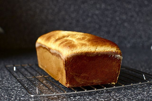 beaming loaf by smitten, via Flickr