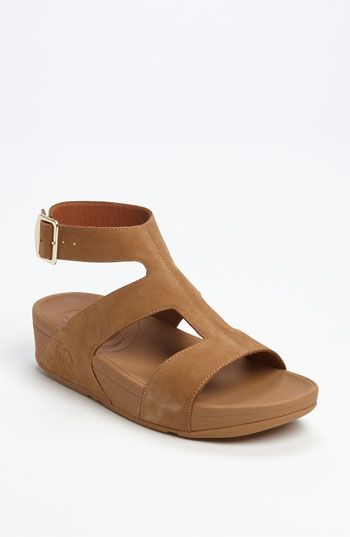 FitFlop 'Arena' Sandal available at Nordstrom. I am afraid these might become my new love.