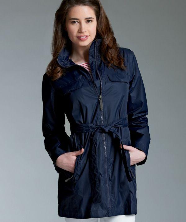 regenmantel damen wasserdicht damen mode Regenmantel für Damen