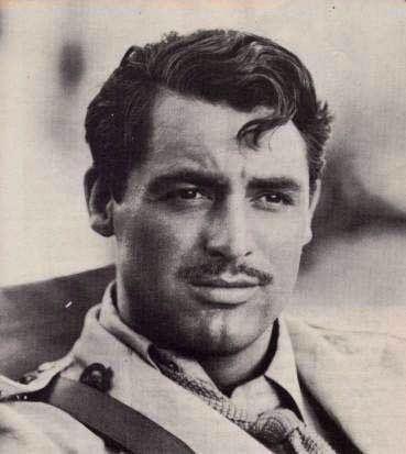 """Cary Grant in """"Gunga Din"""" (1939)"""