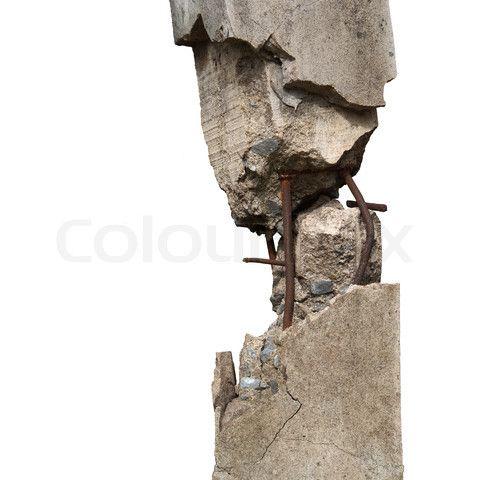 http://www.colourbox.com/preview/5273901-811754-broken-concrete-pillars-and-steel-structures-seen.jpg