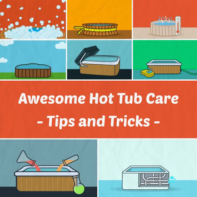 Best 25+ Hot tub care tips ideas on Pinterest | Pool cleaning tips ...