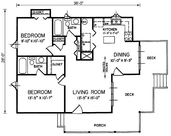 The 25 Best 30x40 House Plans Ideas On Pinterest