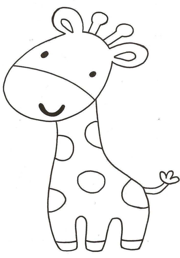 99 Best Images About Aplique Girafa On Pinterest Felt