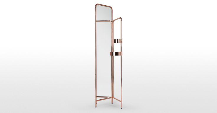 Alana Valet, Copper | made.com
