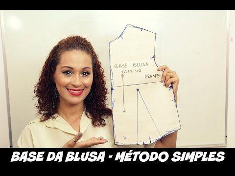 Modelagem de Strappy Biquíni + Método de Modelagem para Moda Praia - YouTube