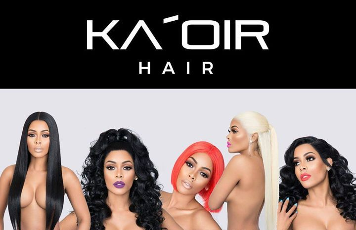 Multi-faceted #Entrepreneur Keyshia Ka'oir Davis just added another layer: KA'OIR HAIR >> Browse & Shop the Luxury Wig Collection at www.kaoirhair.com #KaoirFitness