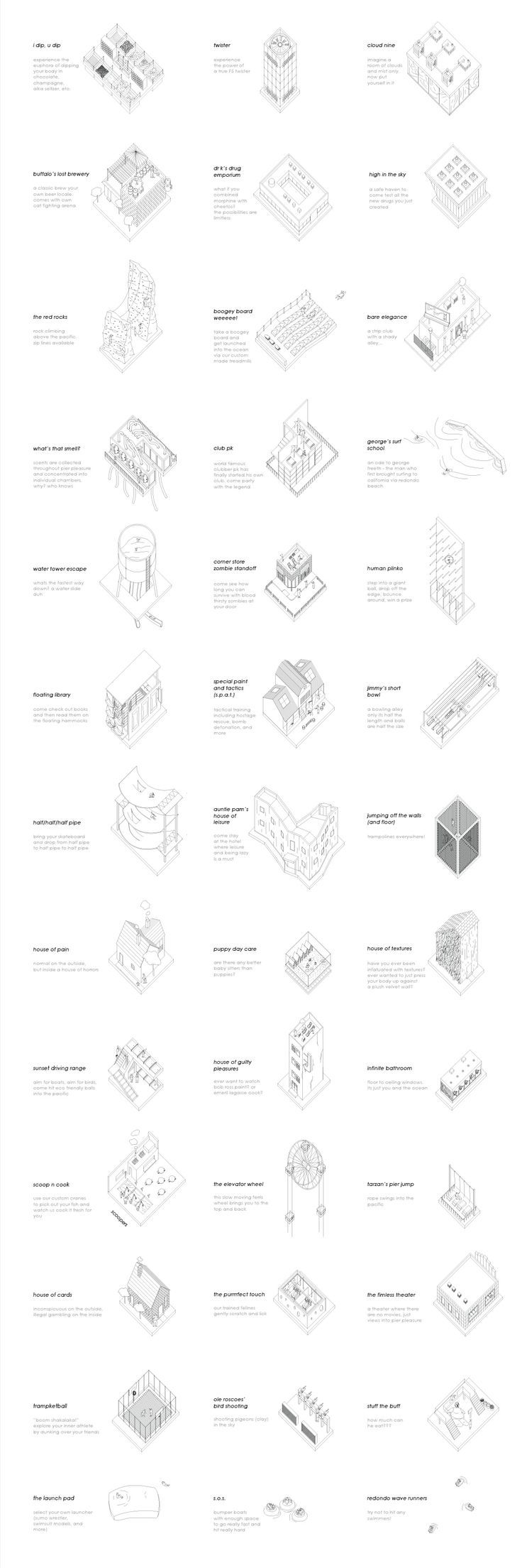 63 Best Modular Design Architecture Images On Pinterest Graph Original Schematic Done By Tony Van Roon Thanks Alot Massing Diagrams