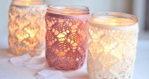 Kouzelné svíčky 17 krát jinak   Elegantní bydlení