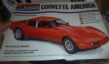 MONOGRAM CHEVY CORVETTE AMERICA #2269 4 door MODEL CAR MOUNTAIN FS 1980