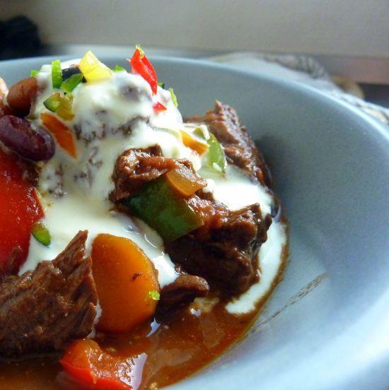 Chili con carne - Heston Blumenthal