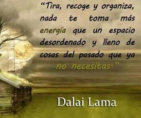 Dalai Lama. Si pues entonces.......