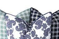 Flotte puter fra Elce Stockholm. Her ser du Mumbai Indigo, Singapore Turquoise og Singapore black. Kjøp dem hos oss: www.krogh-design.no