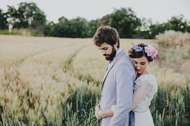 Indie Northern Spain Wedding: Carolina + Alberto | Green Wedding Shoes Wedding Blog | Wedding Trends for Stylish + Creative Brides