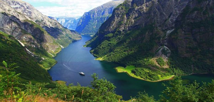 Sommaräventyr i Norge