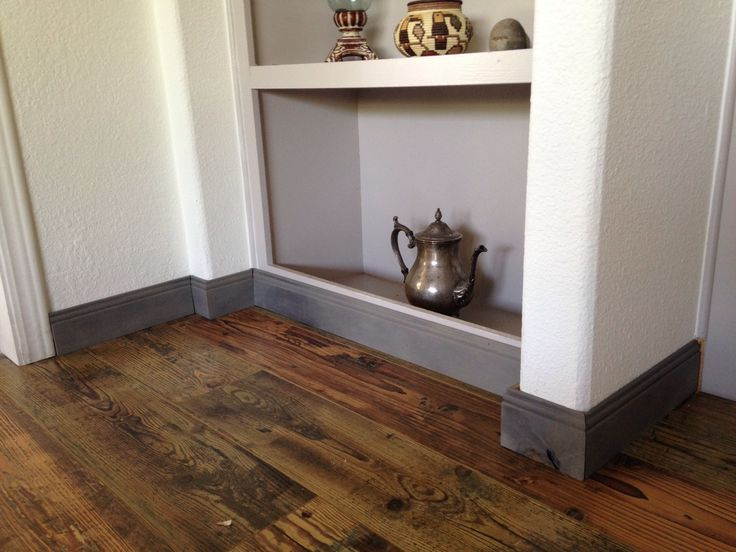 Kitchen Flooring Tiles Weight Scale Barnwood Laminate And Grey Baseboards In My House ...