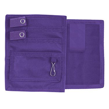 Prestige Medical Nylon Organizer With Matching Hook-And-Loop Fastener Tabs | all