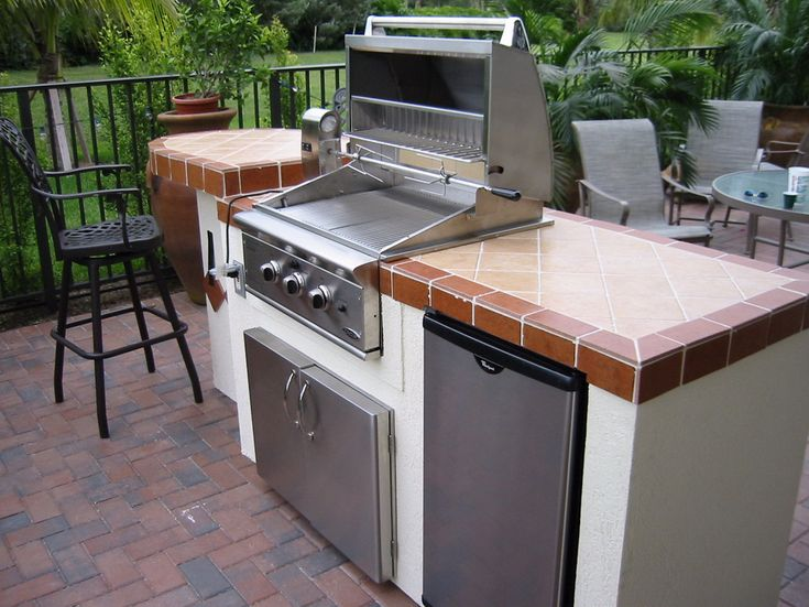 outdoor kitchen tile 61 best images about bar bq on search 1309