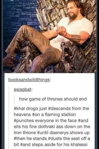 "Khal Drogo...who ever posted this plot line ""oh my sweet summer child"" though I…"