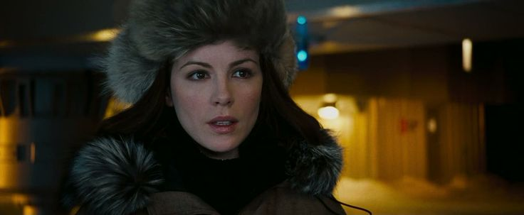 Kate Beckinsale in the film 'Whiteout' (2009)