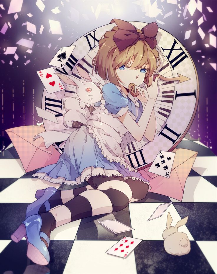 Anime hentai alice for your