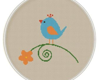 Cross stitch pattern Counted cross stitch by MagicCrossStitch