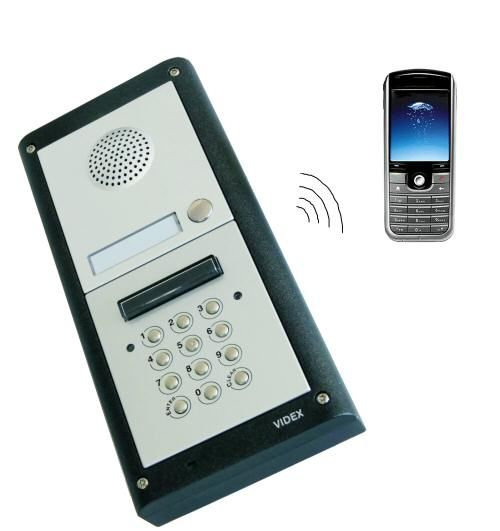 Get Gates & Fence It - GSM Intercom system for gate and turnstile control