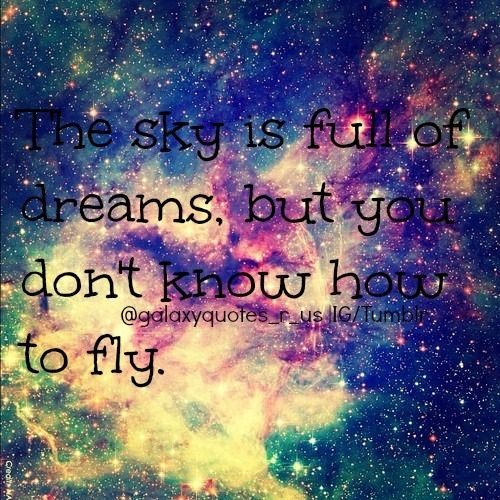 colorful galaxy tumblr quotes - photo #8