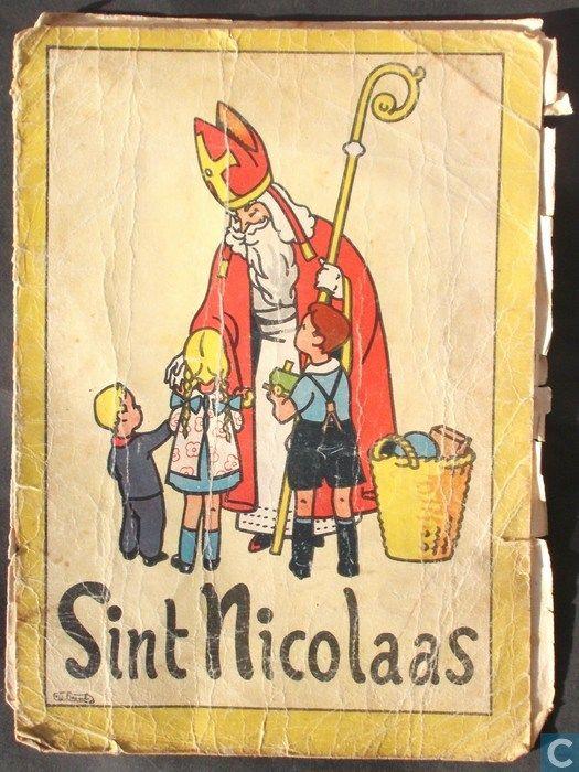 Sint Nicolaas, jaar?