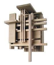 architecture inspired sculpture ceramics - Google Search