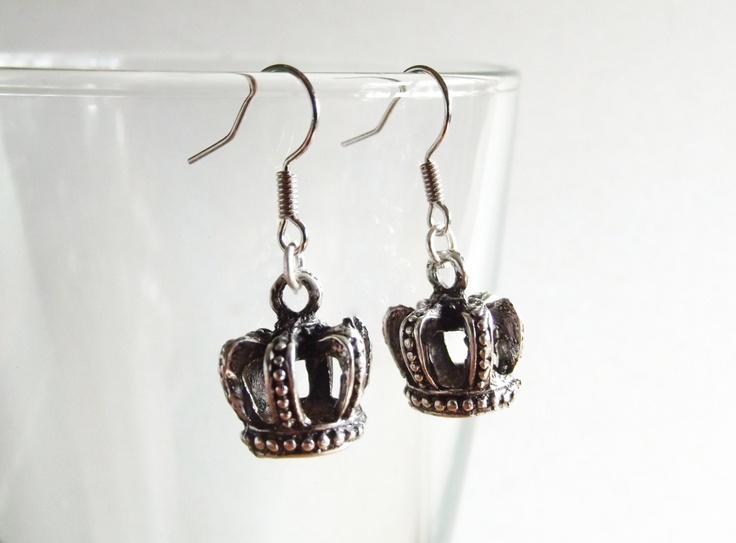 Queensday Crown Earrings