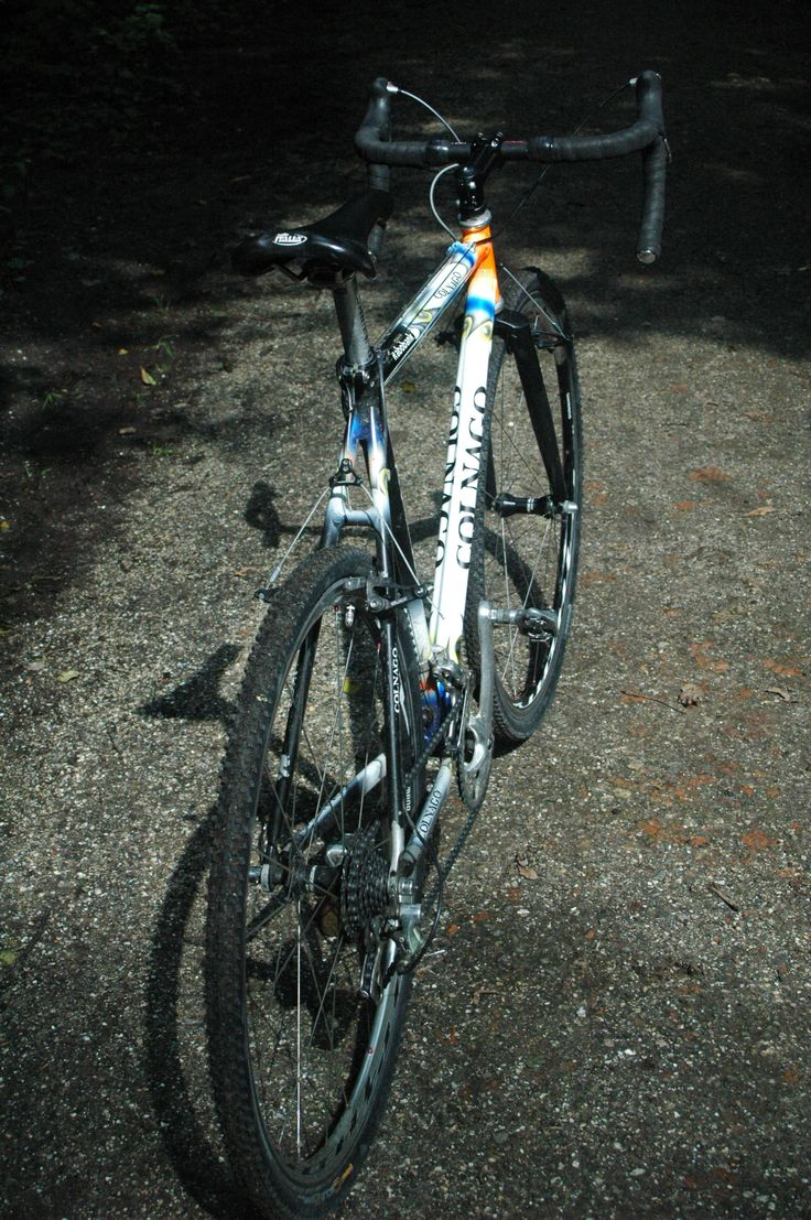 Colnago Dream CX (cyclocross) Rabobank decor