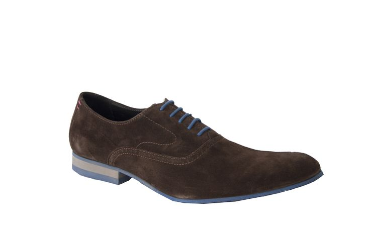 French designed men's oxford