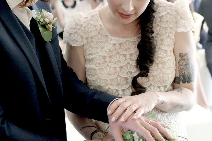 Le Mariage de M x Mme M.   Kutch x Couture