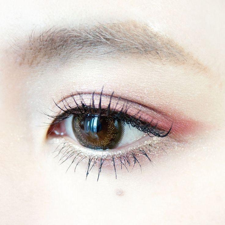 MAKE LESSON | じんわり赤味カラーで大人エッジィEYE | DAZZSHOP eye make & cosmetics - ダズショップ公式オンラインショップ