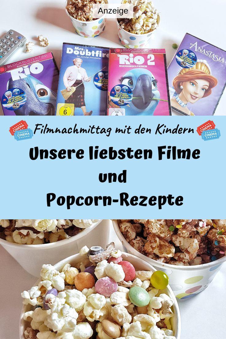 Anzeige: Unsere liebsten Filme und Popcorn-Varianten für einen ...
