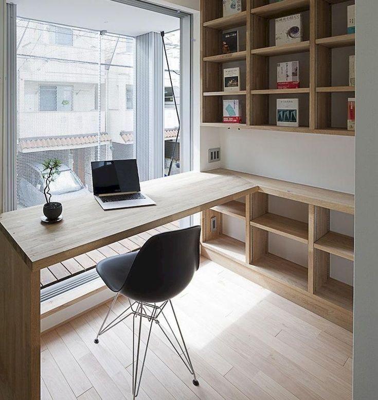 36 Creative Small Home Office Design Ideas Home Office Design